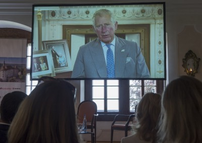 Opening Message of HRH The Prince of Wales
