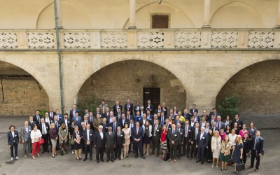 Participants of the Langenburg Forum 2017