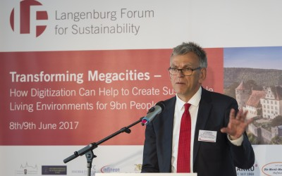 Helmfried Meinel, Ministry of Environment, Climate Protection and Energy Sector Baden-Württemberg