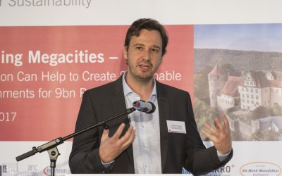 Dr. Markus Schlaepfer, ETH Zurich, Future Cities Laboratory
